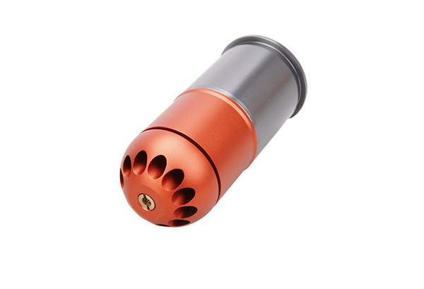 Bild på 40mm green-gas grenade – 96 BB pellets – SHS