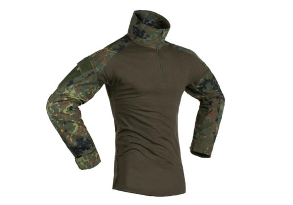 Bild på Invader Gear Combat Shirt - Flecktarn