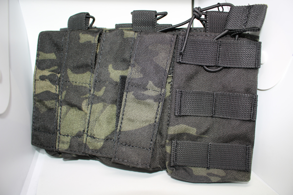 Picture of 8FIELDS 5.56/9mm Kombinationsficka - Multicam Black