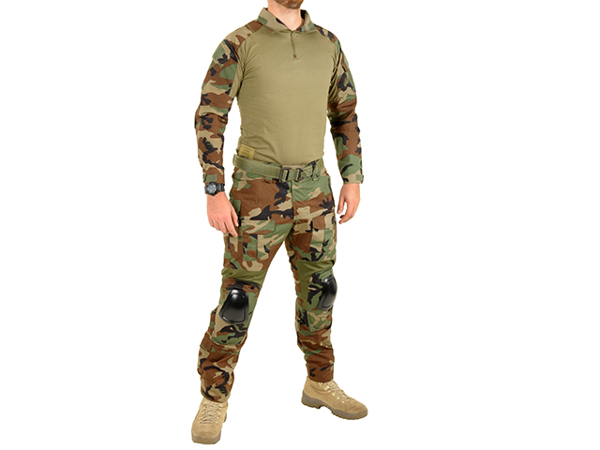 Picture of Emerson Combat Uniform Gen 2 - Woodland