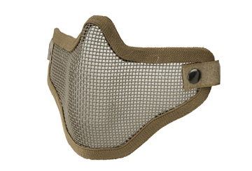 Picture of Mesh-Mask Tan