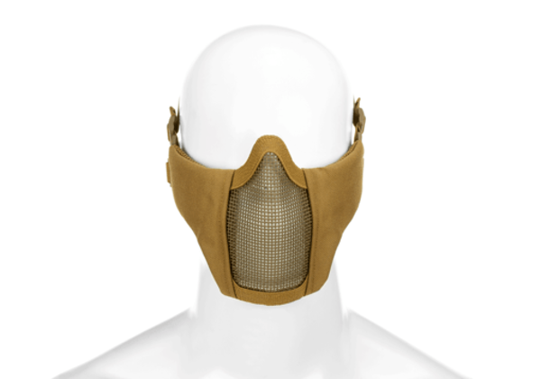 Bild på Mk.II Steel Half Face Mask Tan (Invader Gear)