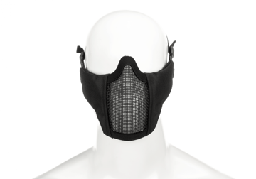 Picture of Mk.II Steel Half Face Mask Black (Invader Gear)