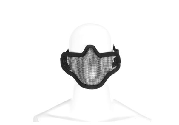 Bild på Steel Half Face Mask Black (Invader Gear)