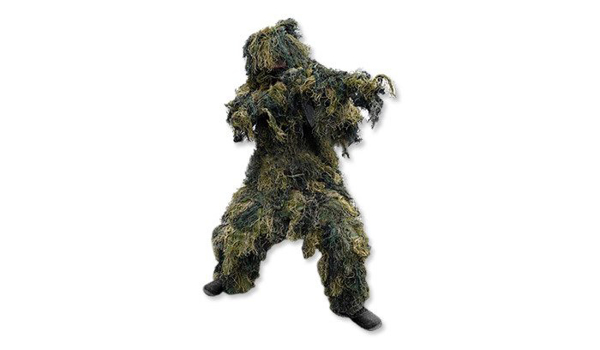 Picture of Mil-Tec - Ghillie Suit 'Anti Fire' - Woodland