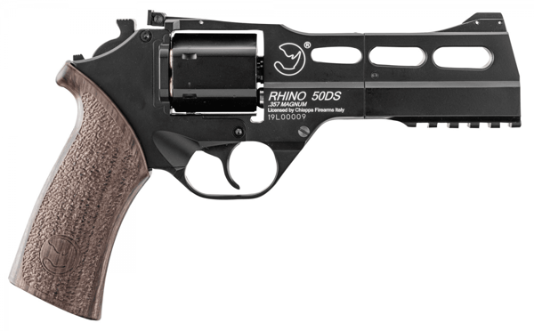 Bild på Rhino 50DS Co2 Revolver Black (Chiappa)