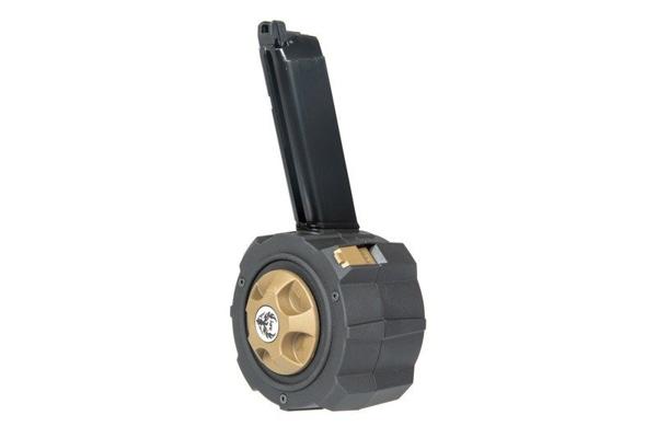 Bild på Drum Mag G17 Models GBB 200rds