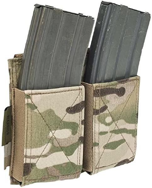 Bild på Double Elastic Mag Pouch Multicam (Warrior)