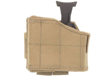 Picture of Universal Pistol Holster Warrior Coyote Left Hand