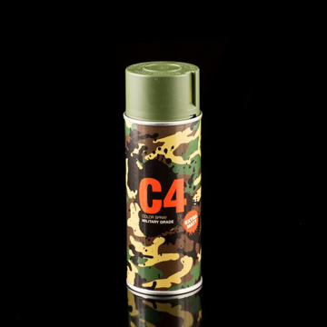 Picture of C4 Mil Grade Color Spray