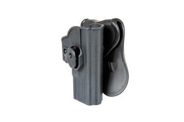 Picture of Ultimate Tactical Glock-Type Holster(För högerskyttar) - Black